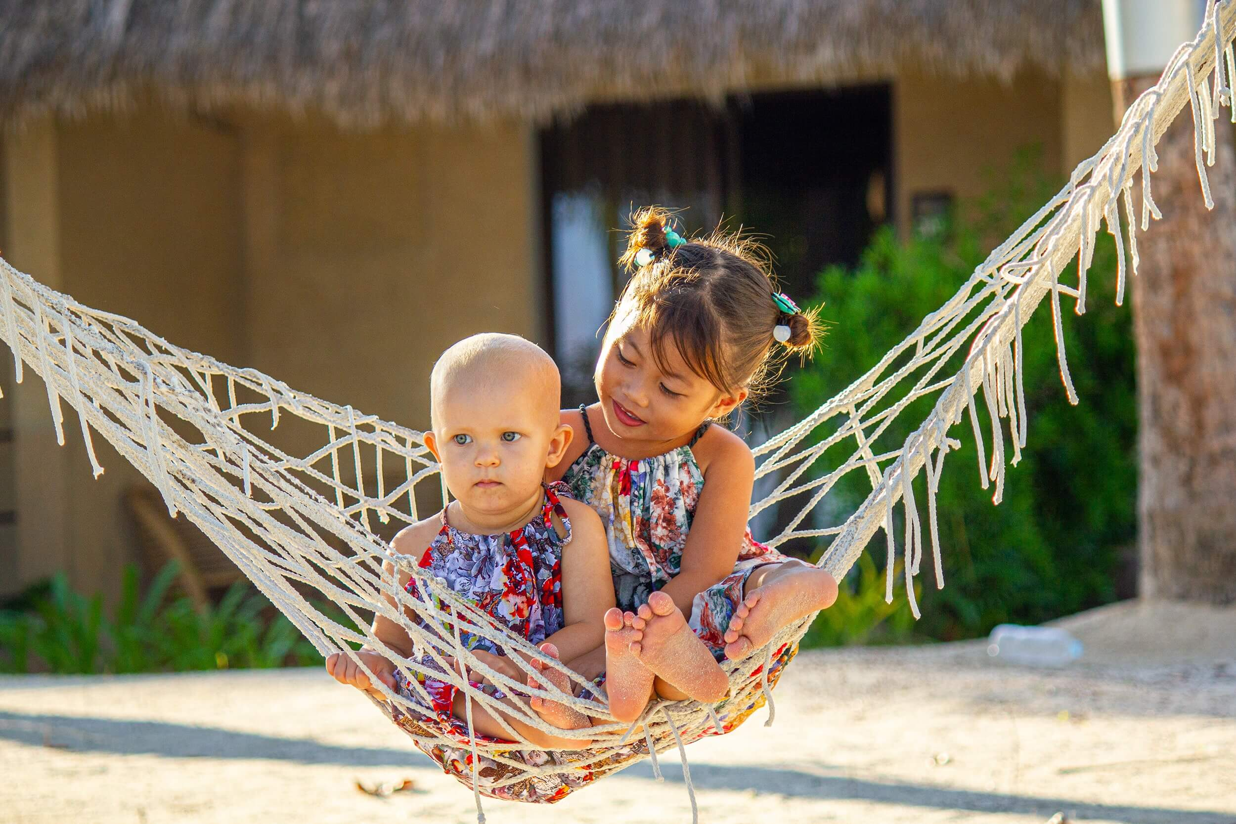 Challenges in a multilingual family